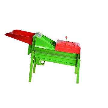 Combined double rollers corn/maize power thresher/sheller